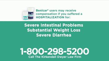 The Kirkendall Dwyer Law Firm TV Spot, 'Benicar' - Thumbnail 3
