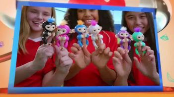 Fingerlings TV Spot, 'Nickelodeon: New and Now' - 39 commercial airings