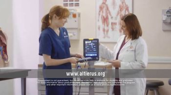 Altierus TV Spot, 'Not an Assembly-Line Education' - Thumbnail 8