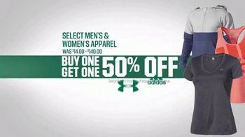 Dick's Sporting Goods Back-to-School Deals TV Spot, 'Backpacks and Apparel' - 141 commercial airings