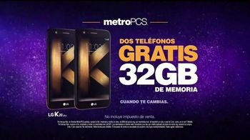 MetroPCS Unlimited 4G LTE TV Spot, 'El mejor plan sin límites' [Spanish] - Thumbnail 3
