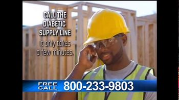 Global HealthCare Management TV Spot, 'Diabetic Supply Line' - Thumbnail 3