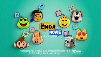 McDonald's Happy Meal TV Spot, 'The Emoji Movie Toys' - Thumbnail 10