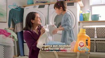 Arm and Hammer Plus OxiClean TV Spot, 'Enlodar' [Spanish] - Thumbnail 6