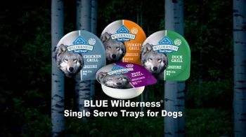 Blue Buffalo BLUE Wilderness TV Spot, 'Wolf Dreams: Single Servings' - Thumbnail 8