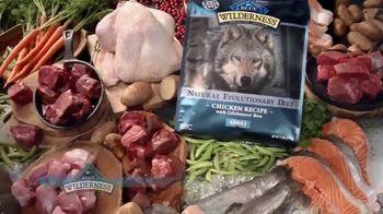 Blue Buffalo BLUE Wilderness TV Spot, 'Wolf Dreams: Single Servings' - Thumbnail 5