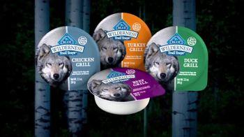 Blue Buffalo BLUE Wilderness TV Spot, 'Wolf Dreams: Single Servings' - Thumbnail 7