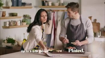 Plated.com TV Spot, 'Plan for Great'