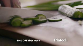 Plated.com TV Spot, 'Plan for Great' - Thumbnail 4