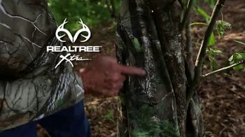 Realtree Xtra TV Spot, 'Just Like the Real Woods' - Thumbnail 6