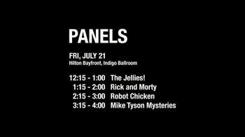 Adult Swim Presents TV Spot, '2017 Comic-Con' - Thumbnail 4