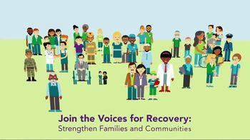 SAMHSA TV Spot, 'Voices for Recovery' - Thumbnail 5