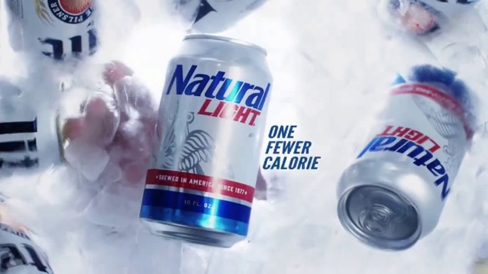 Natural light tv commercial natty time ispot mozeypictures Image collections