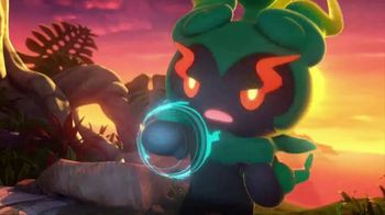 Pokemon TCG: Sun & Moon - Burning Shadows TV Spot, 'Mysterious'