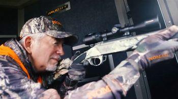 Muddy Bull Box Blind TV Spot, 'The Way We Hunt' Ft. Mark Drury, Terry Drury - 324 commercial airings