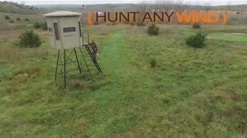 Muddy Bull Box Blind TV Spot, 'The Way We Hunt' Ft. Mark Drury, Terry Drury - Thumbnail 4