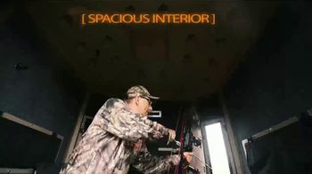 Muddy Bull Box Blind TV Spot, 'The Way We Hunt' Ft. Mark Drury, Terry Drury - Thumbnail 8