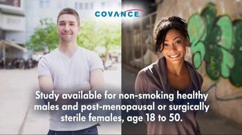 Covance Clinical Trials TV Spot, 'Study Available' - Thumbnail 3