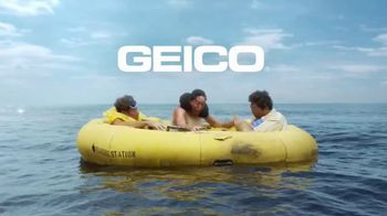 GEICO TV Spot, 'Adrift and Hungry' - Thumbnail 10