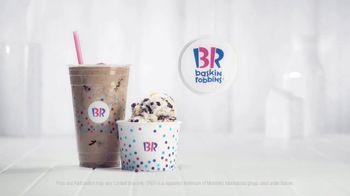 Baskin-Robbins Oreo Cheesecake TV Spot, 'Flavor of the Month: August' - 1204 commercial airings