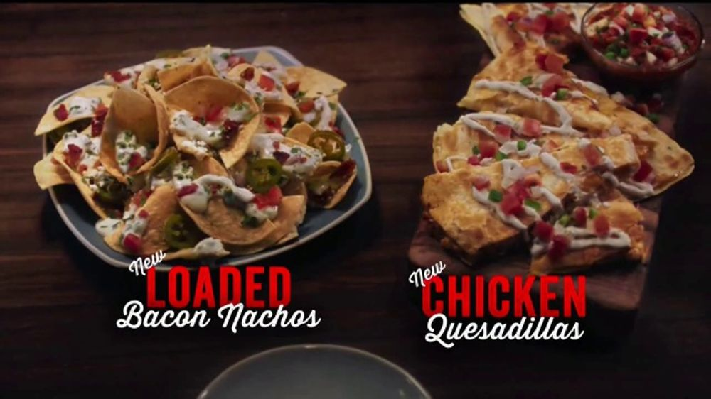 TGI Friday's Endless Apps TV Commercial, 'Can't Say No'