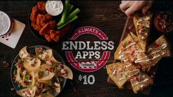 TGI Friday's Endless Apps TV Spot, 'Can't Say No' - Thumbnail 7