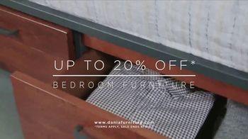 Dania Bedroom Event TV Spot, 'Freshen up Your Home' - Thumbnail 4