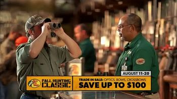 Bass Pro Shops Fall Hunting Classic TV Spot, 'Trade In Sale' - Thumbnail 6