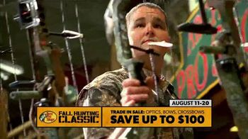Bass Pro Shops Fall Hunting Classic TV Spot, 'Trade In Sale' - Thumbnail 7