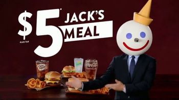 Jack in the Box $5 Meal Steals TV Spot, 'Lunch Money' - Thumbnail 2