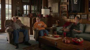 Dish Network Game Finder TV Spot, 'Spokeslistener: College Football' - 1409 commercial airings