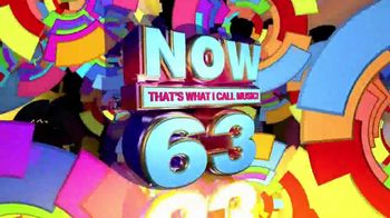 NOW That's What I Call Music 63 TV Spot
