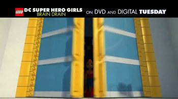 LEGO DC Super Hero Girls: Brain Drain Home Entertainment TV Spot - Thumbnail 1
