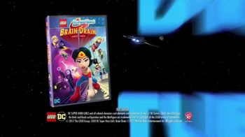 LEGO DC Super Hero Girls: Brain Drain Home Entertainment TV Spot - Thumbnail 8