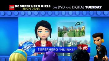 LEGO DC Super Hero Girls: Brain Drain Home Entertainment TV Spot - Thumbnail 2