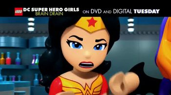 LEGO DC Super Hero Girls: Brain Drain Home Entertainment TV Spot - 245 commercial airings