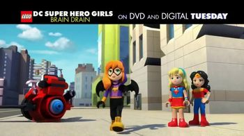 LEGO DC Super Hero Girls: Brain Drain Home Entertainment TV Spot - Thumbnail 6