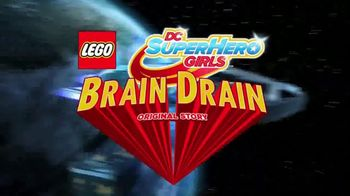 LEGO DC Super Hero Girls: Brain Drain Home Entertainment TV Spot - Thumbnail 7