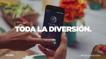 Alcatel PULSEMIX TV Spot, 'Toda la diversión' [Spanish] - 163 commercial airings