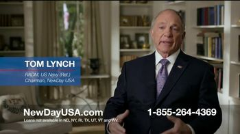 NewDay USA TV Spot, 'Noble Calling' Featuring Tom Lynch - 137 commercial airings