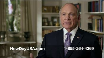NewDay USA TV Spot, 'Noble Calling' Featuring Tom Lynch - Thumbnail 5