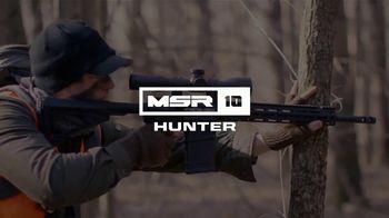Savage Arms MSR 10 Hunter TV Spot, 'Any Scenario' - Thumbnail 10