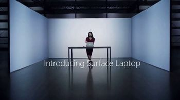 Microsoft Surface TV Spot, 'Entrepreneur and Designer Xyla Foxlin' - Thumbnail 2
