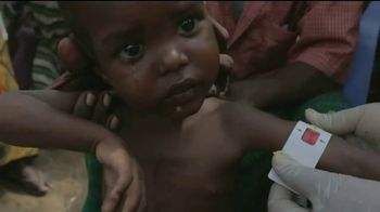 Global Emergency Response Coalition TV Spot, 'Global Hunger Crisis' - Thumbnail 5