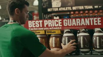 Dick's Sporting Goods TV Spot, 'Best Price Guarantee' - Thumbnail 7