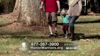 Wounded Warrior Project TV Spot, 'So Proud' Featuring Trace Adkins - Thumbnail 4