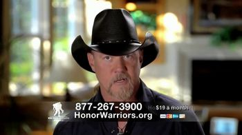 Wounded Warrior Project TV Spot, 'So Proud' Featuring Trace Adkins - Thumbnail 5