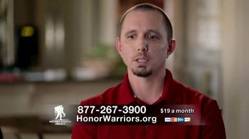 Wounded Warrior Project TV Spot, 'So Proud' Featuring Trace Adkins - Thumbnail 6