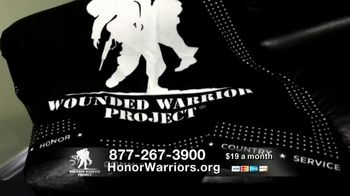 Wounded Warrior Project TV Spot, 'So Proud' Featuring Trace Adkins - Thumbnail 7