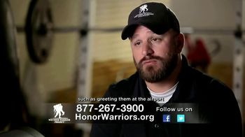 Wounded Warrior Project TV Spot, 'So Proud' Featuring Trace Adkins - Thumbnail 8